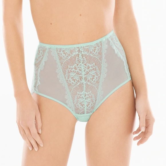 5adcf28472fb Soma Intimates & Sleepwear | Nwt Breathtaking Lace Retro Brief ...
